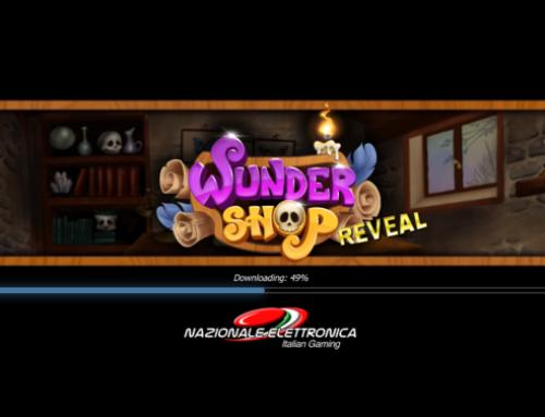 """Nazionale Elettronica lancia i nuovi giochi instant: """"Wunder shop"""" disponibile su Sisal.it"""