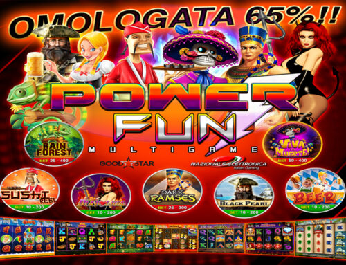 Power Fun nuova omologa 65%