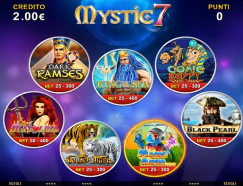 MYSTIC 7
