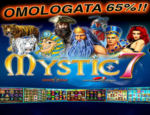 Mystic 7 nuova omologa 65%